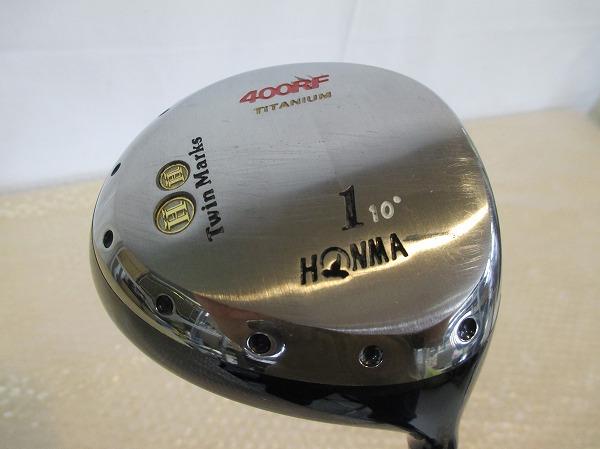 ホンマ HONMA ツインマークス 400RF 1W10°S