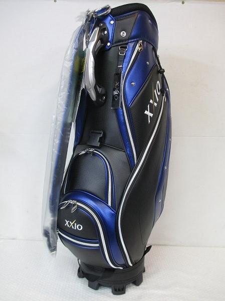 ゼクシオ GGC-X069 キャディバッグ 9.5型 6分割