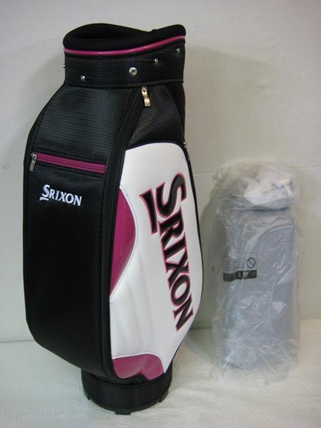 スリクソン Dunlop SRIXON GGC-S107G 黒/ピンク