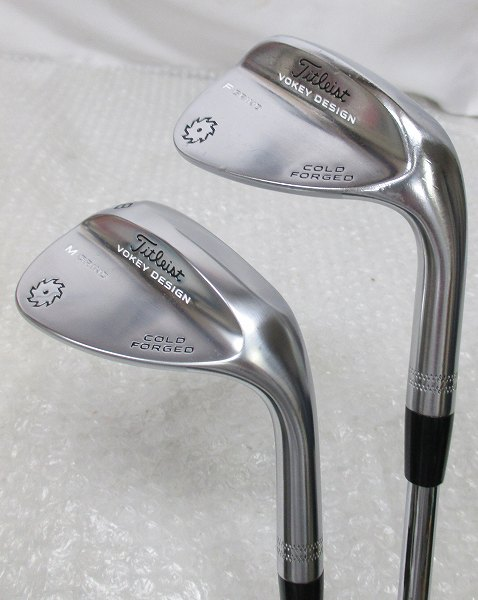 TitleistタイトリストVOKEY Design COLD FORGED/48/58G