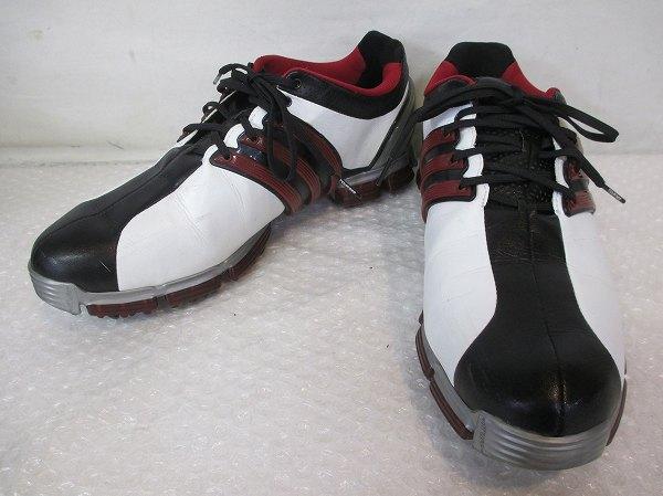 adidas TOUR360 3.0 WD メンズ ゴルフシューズ 26.5