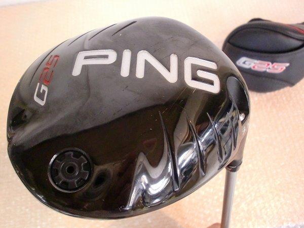 PING ピン G25 1W9.5°S ドライバー