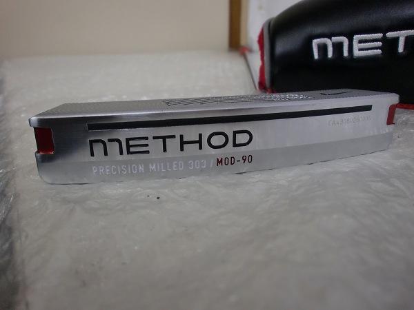 ナイキMETHOD MOD MOD-90パター