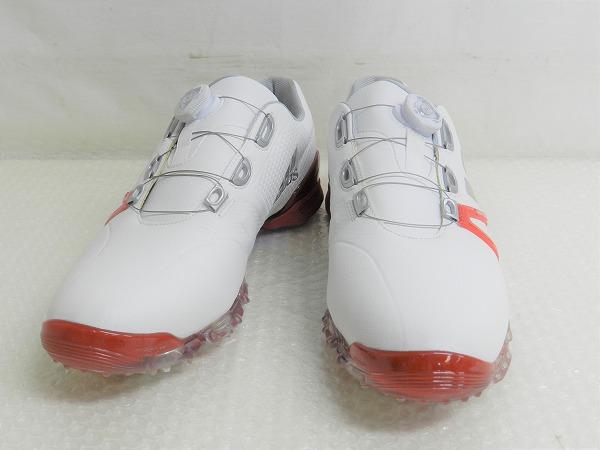 adidas F33370 POWERBAND TOUR Boa ゴルフシューズ
